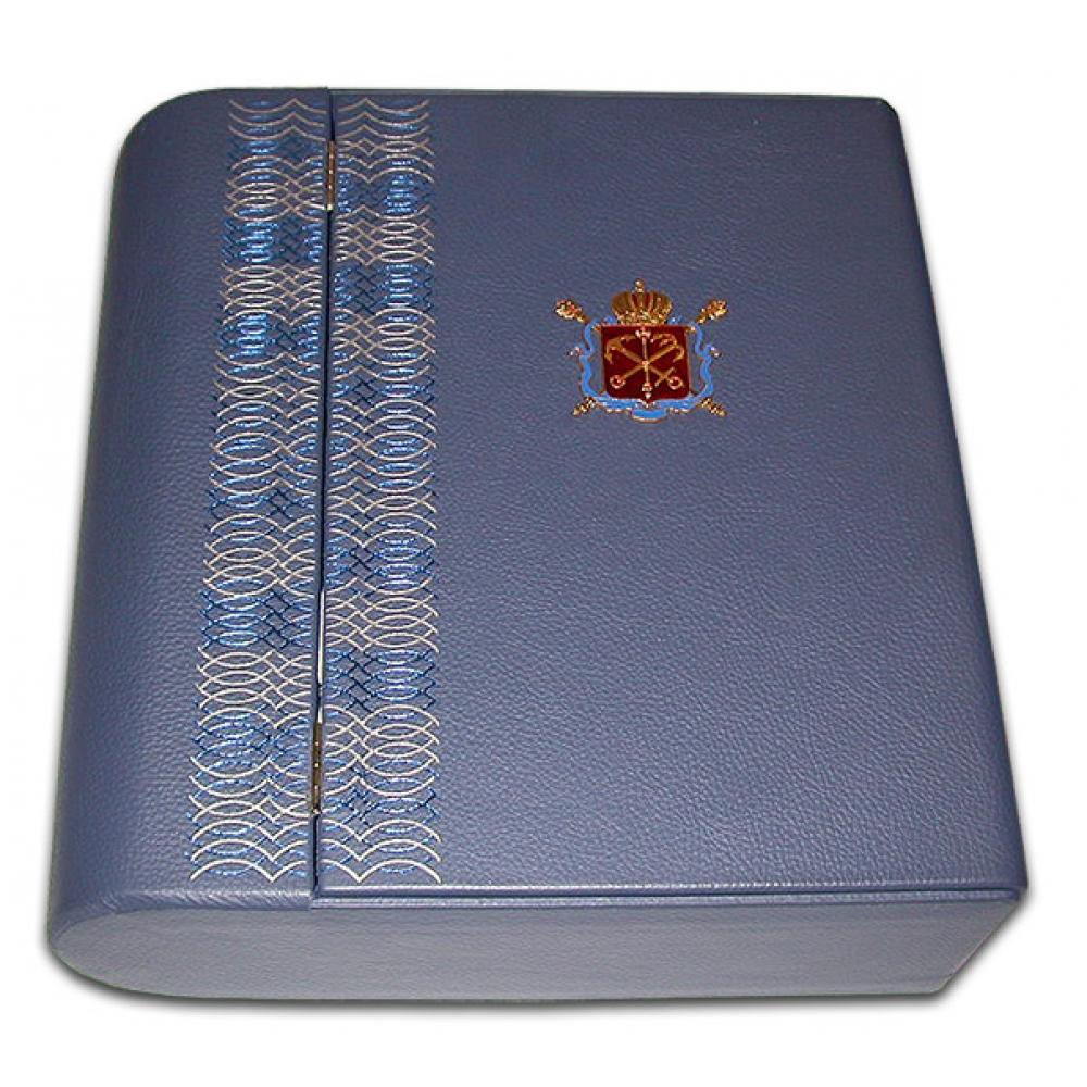 Санкт-Петербург. 1703-2003 Президентский подарочный фонд.