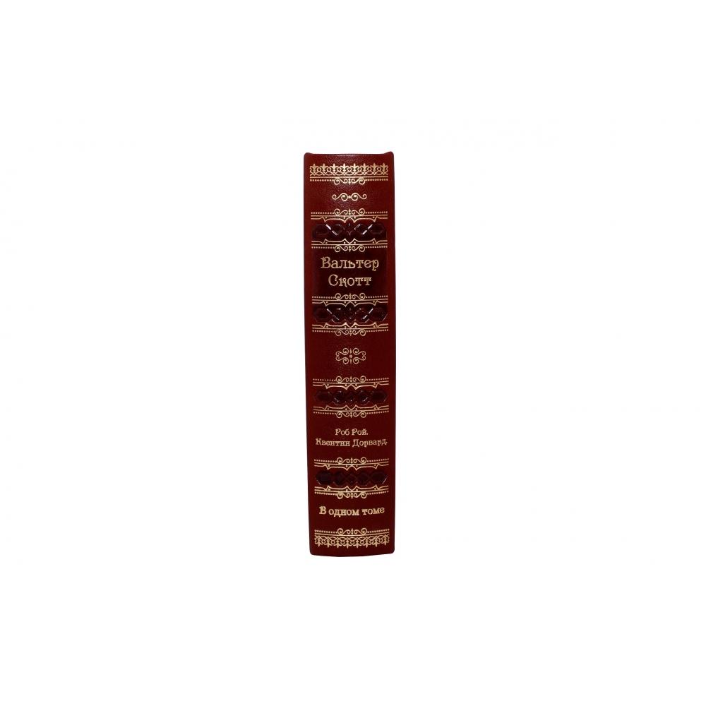 Александр Солженицын. Архипелаг Гулаг-подарочное издание в кожаном переплете.