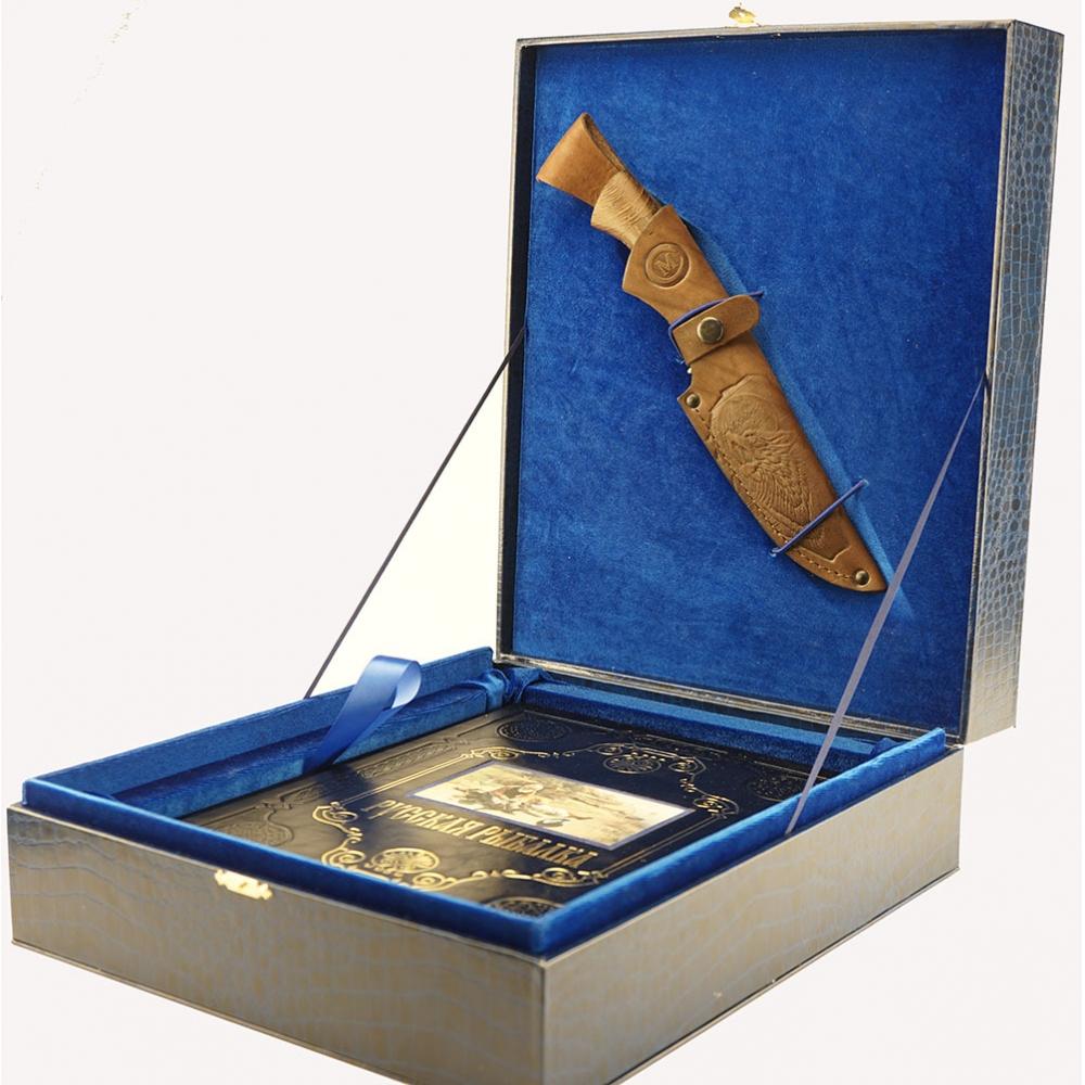 Русская рыбалка в коробе-подарочный набор.