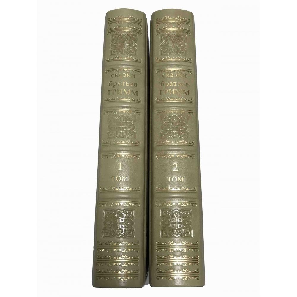 Сказки братьев Гримм в коллекционном издании.