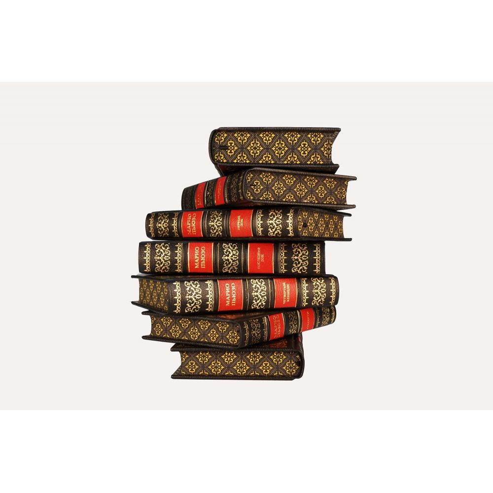 Марио Пьюзо собрание романов в 7 книгах.
