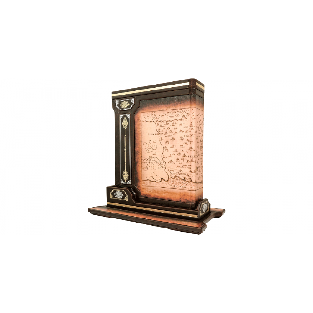 БИБЛЕЙСКИЙ АТЛАС подарочный экземпляр