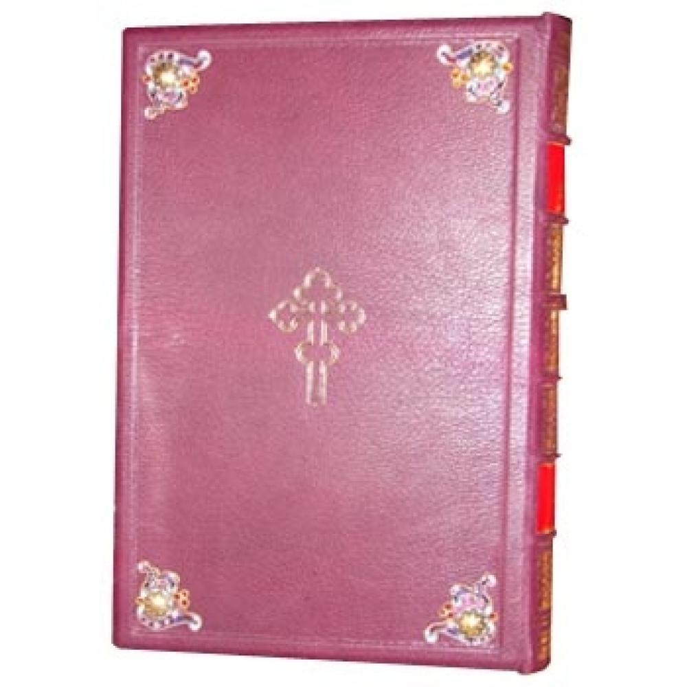 Святое Евангелие в лакированной шкатулке