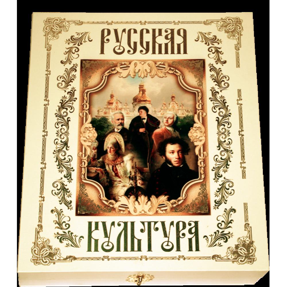 Русская культура в коробе
