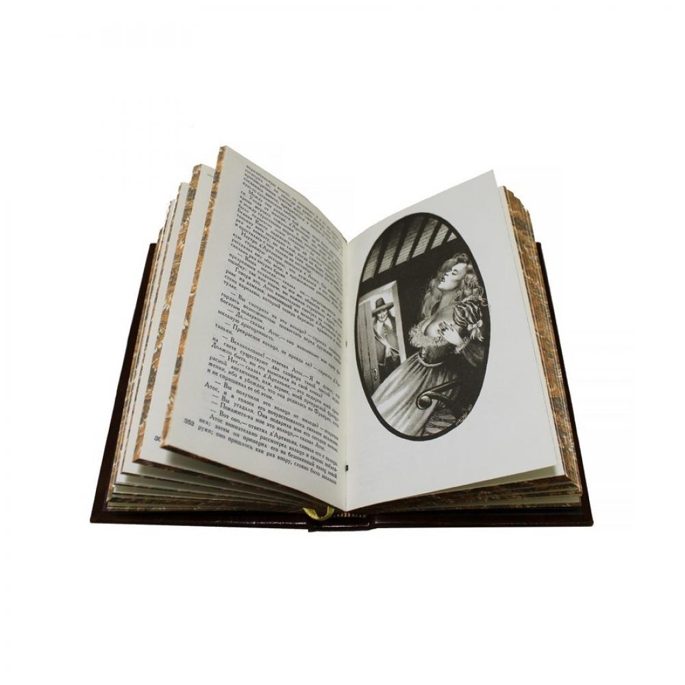 Дюма А. Собрание сочинений в пятнадцати томах