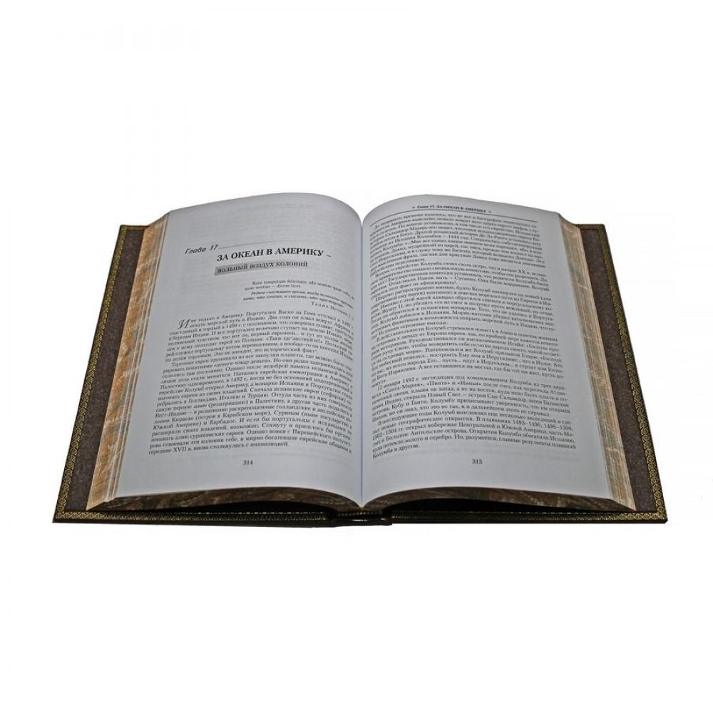 Евреи история нации. Михаил Штереншис