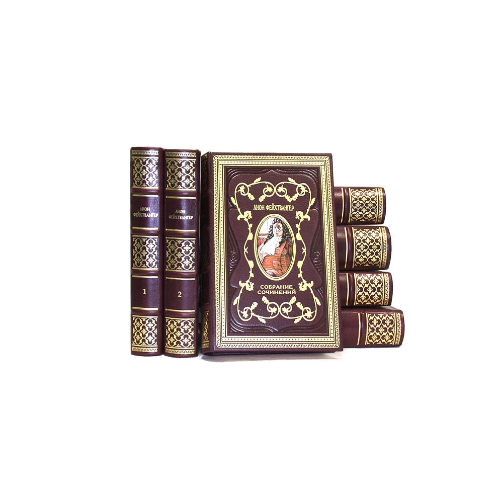 Фейхтвангер Л Собрание сочинений в 6-и томах, в 7-и книгах