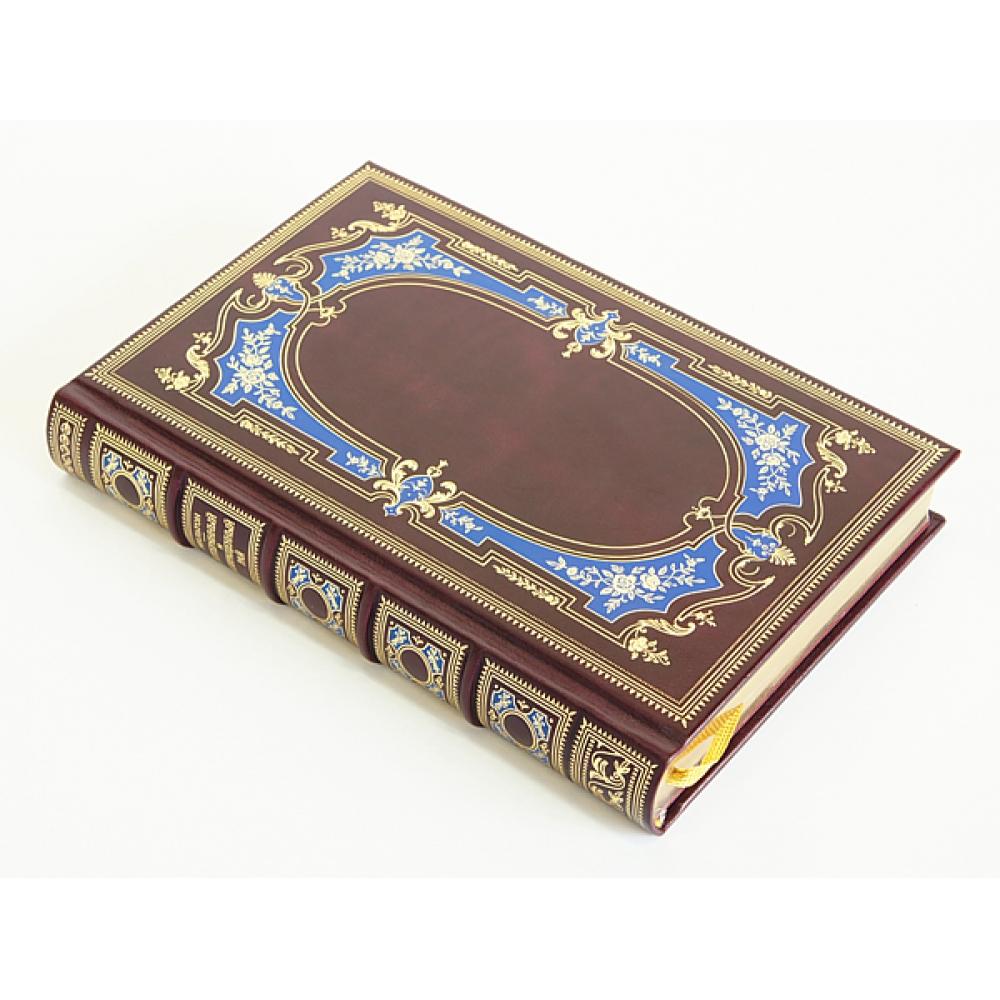 Дж. Мильтон - Дон Потерянный и возвращенный рай, книга в кожаном переплете