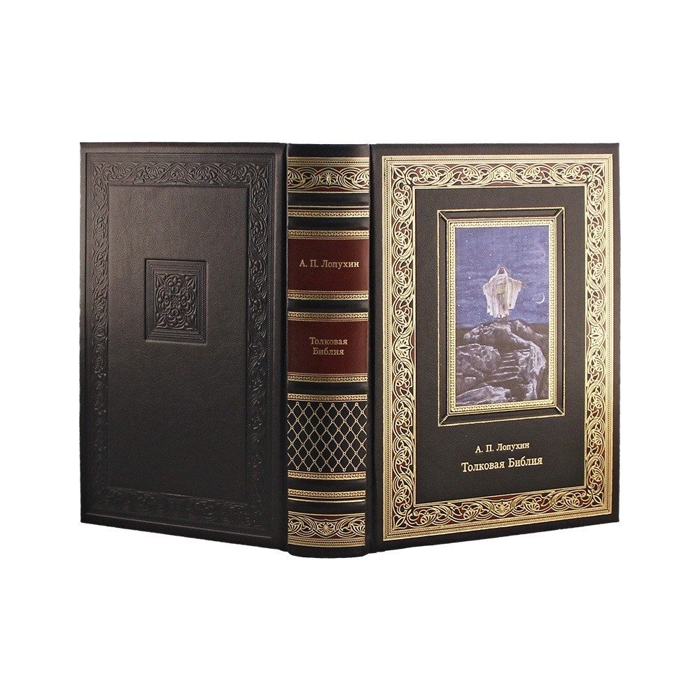 Толковая Библия Руководство к библейской истории Ветхого и Нового Завета