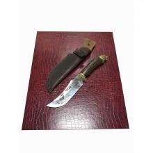 Русская охота в коробе с охотничьим ножом