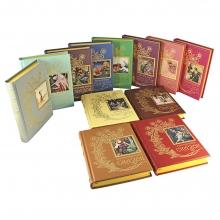 Цветные сказки Из собрания Эндрю Лэнга в 12-х