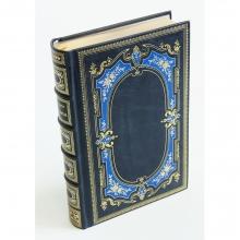 Филарет - Жития святых, книга в кожаном переплете