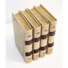 Александр Пушкин — cобрание сочинений в 10-ти томах в кожаном переплете