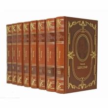 Уильям Шекспир. Полное собрание сочинений в восьми томах. Под редакцией А. Смирнова, А. Аникста.